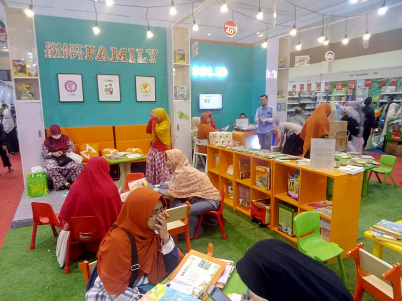 Islamic Book Fair (IBF) tahun 2019