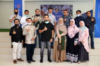 Personal Visit to  Syaamil Group